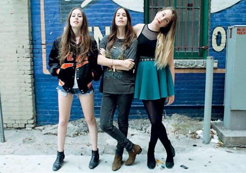 Haim+NME